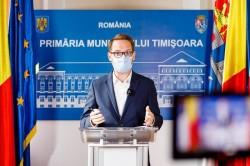 Deși în carantină de 8 zile, rata de infectare cu coronavirus este în creștere la Timișoara