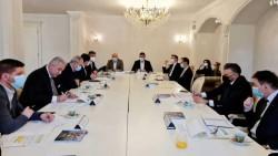 """Iustin Cionca, la întâlnirea președinților Consiliilor Județene din vestul României: """"Să ne batem pentru descentralizare, ca nu toți banii produși în vest să plece în alte județe"""""""