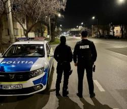 135 de sancţiuni contravenţionale în valoare de 20.750 de lei în doar 24 de ore în Arad pentru  nerespectarea măsurilor impuse în contextul stării de alertă