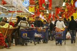 Noi furturi de alimente din magazine