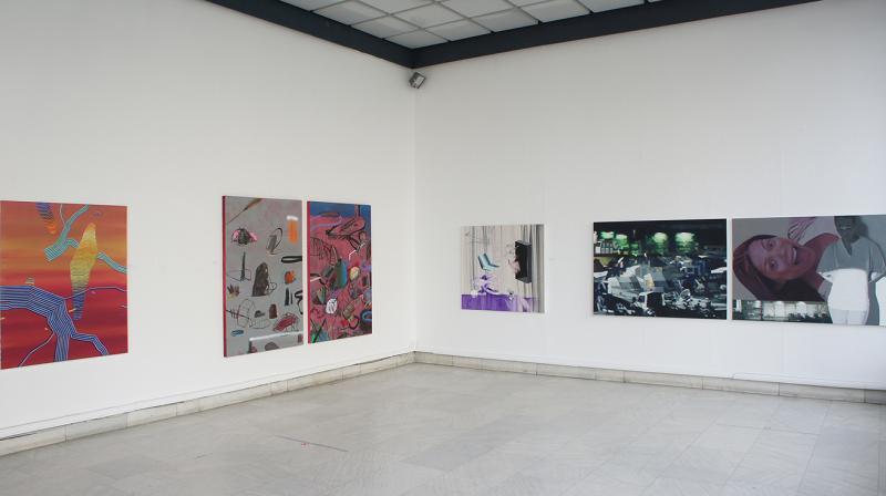 Creațiile a doi artiști arădeni – pe simezele a două galerii din Timișoara