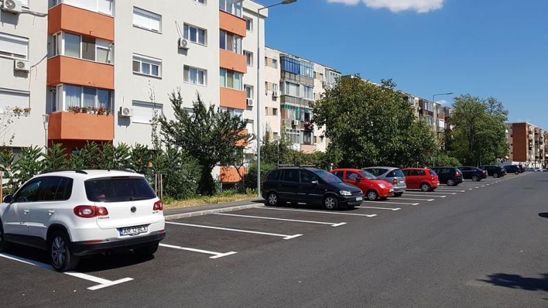 Recons scoate la licitaţie 310 de locuri de parcare în zona - Micălaca 500