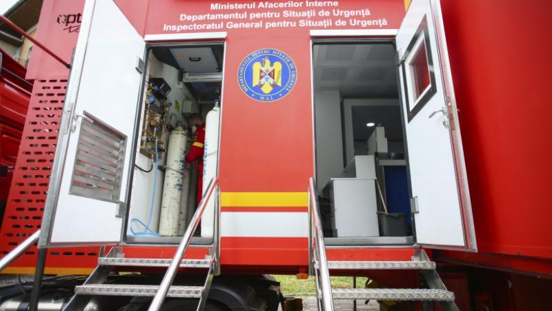 """Blestemul morților accidentale se perpetuează în spitalele din România. Trei oameni au murit într-un TIR cu paturi ATI parcat la Spitalul """"Victor Babeș"""""""