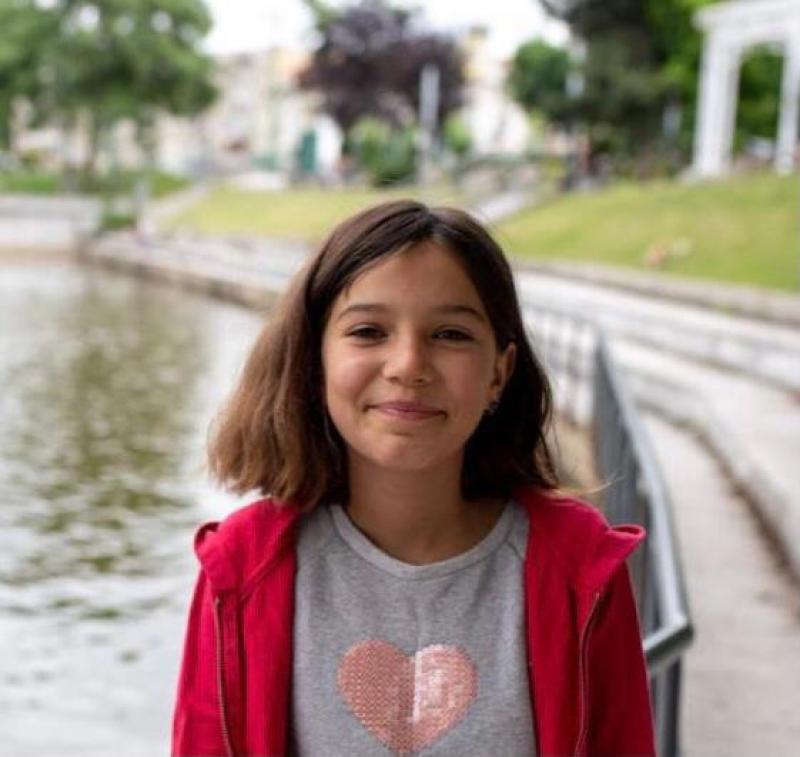 Final fericit în cazul minorei dispărute. Rodica-Simina a fost găsită la o cunoștință
