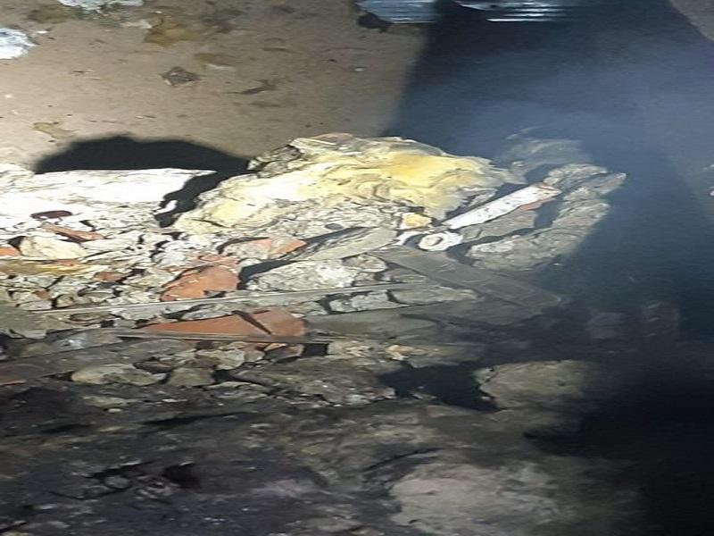 Incendiu la Spitalul Județean Bacău