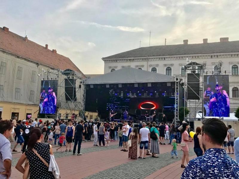 Concerte și spectacole în aer liber de la 1 iunie cu reguli de participare