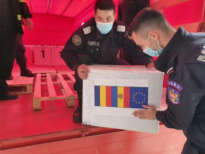 Având surplus, România donează 132.000 de doze de vaccin AstraZeneca Guvernului din Republica Moldova