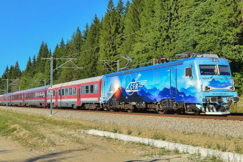 Arădenii vor avea mai multe posibilități de a ajunge cu trenul la mare cu prilejul minivacanței de Paște și 1 Mai