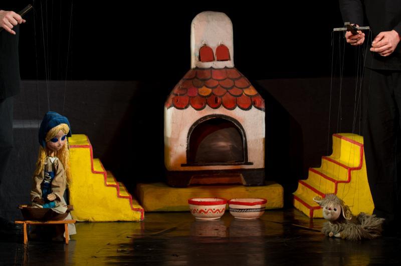 25 aprilie – o nouă duminică, o nouă poveste online la Teatrul de Marionete