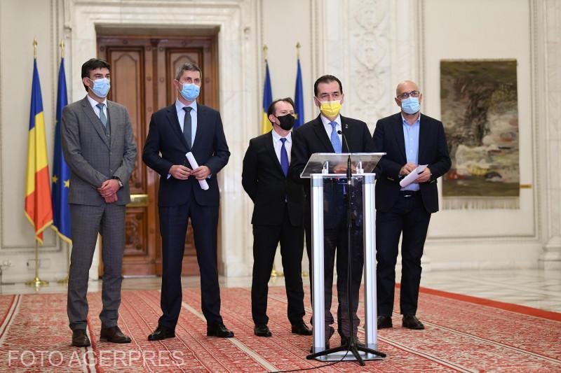 Azi va fi anunțat noul ministru al Sănătății. Coaliția PNL, USR-PLUS ȘI UDMR a ajuns la un acord