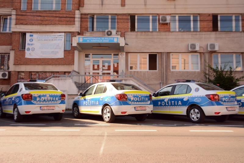 Poliția arădeană caută consultant pentru lucrările de reabilitare termică a sediului