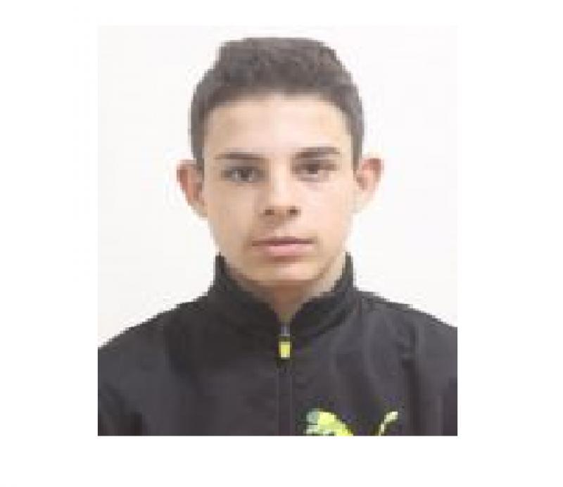 Minorul Mihail Marian din Ghioroc a dispărut de la domiciliu. Dacă l-ați văzut sunați la 112