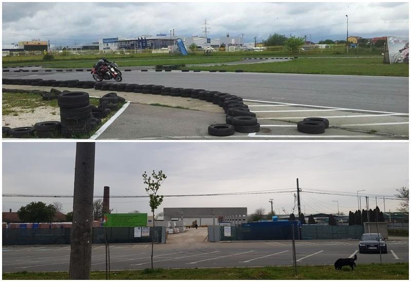 Două Hypermarket-uri noi în Arad, dintre care unul de bricolaj pe actualul circuit moto Vik Power
