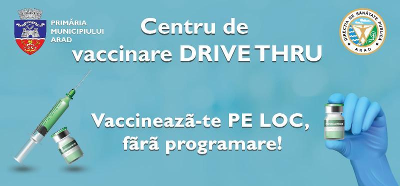Puțin peste 3 milioane de români s-au vaccinat din care peste 63.000 arădeni