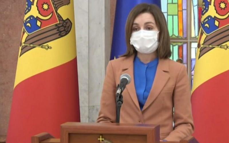 Maia Sandu a dizolvat Parlamentul Moldovei și a stabilit data alegerilor anticipate pe 11 iulie