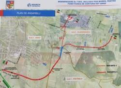 """Iustin Cionca: """"Semnăm un parteneriat pentru Centura de Est a Aradului, care va scoate traficul greu din Gai"""""""