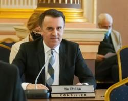 """Ilie Cheșa : """"Avem obligația de a relansa economia locală, prin sprijinirea firmelor arădene"""""""