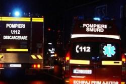 Accident cu victime decedate lângă Ineu! Un autoturism a plonjat în Canalul Morilor