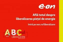 E.ON Energie România lansează o campanie națională de informare pe tema liberalizării