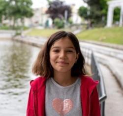 O minoră de 9 ani a dispărut de la domiciliu. Familia o caută!
