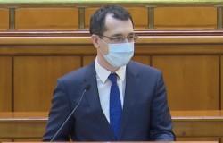 Premierul Cîțu i-a demis pe Vlad Voiculescu și Andreea Moldovan. Dan Barna va fi ministru interimar al Sănătății