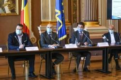 Pionerat energetic în epoca post-decembristă la Arad. Primul CET din România care se retehnologizează din bani privați. Noua instalație de cogenerare a CET Arad a fost inaugurată