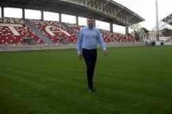 """Sergiu Bîlcea: """"Găzduirea Campionatului European de Fotbal poate da un impuls sportului românesc"""""""