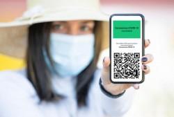 România a început demersurile pentru certificatul verde de vaccinare