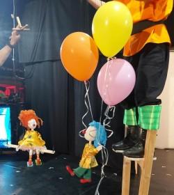 Premieră la ceas de sărbătoare.Teatrul de Marionete Arad împlinește 70 de ani