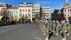 Aradul a sărbătorit Ziua Veteranilor de Război fără public