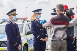 600 de polițiști arădeni vor fi la datorie în minivacanța de Paști