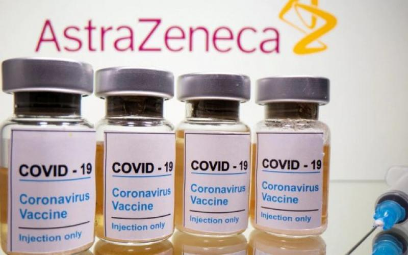 Cea mai mare tranșă de vaccin AstraZeneca ajunge în 4 mai în România