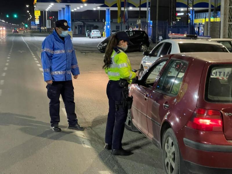 88 de sancțiuni pecuniare în data de 5 mai la Arad pentru nerespectarea restricțiilor impuse de starea de alertă