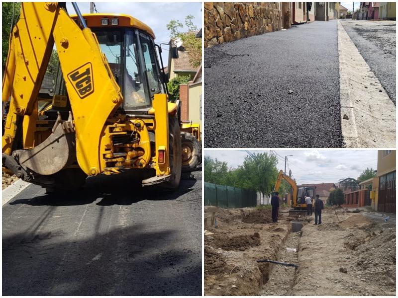 Care este stadiul lucrărilor de modernizare a străzilor de pământ din municipiul Arad