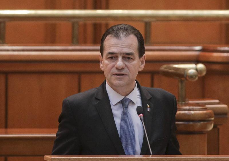 Ludovic Orban favorit la președinția României conform ultimului sondaj de opinie