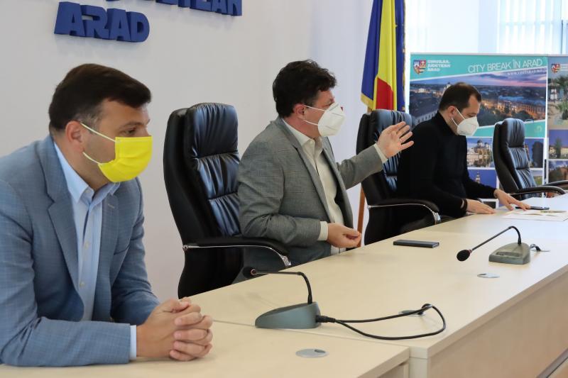 Iustin Cionca: Vrem să facem echipă cu transportatorii, pentru protejarea drumurilor județene