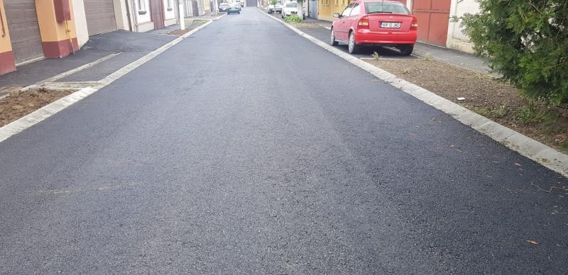 """Ioan Găman:""""Încă trei străzi din pământ au fost asfaltate!"""""""