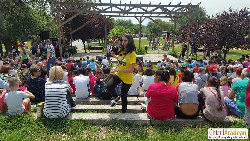 Ziua Copilului va fi sărbătorită în cartierele Aradului. Vezi programul pe zile