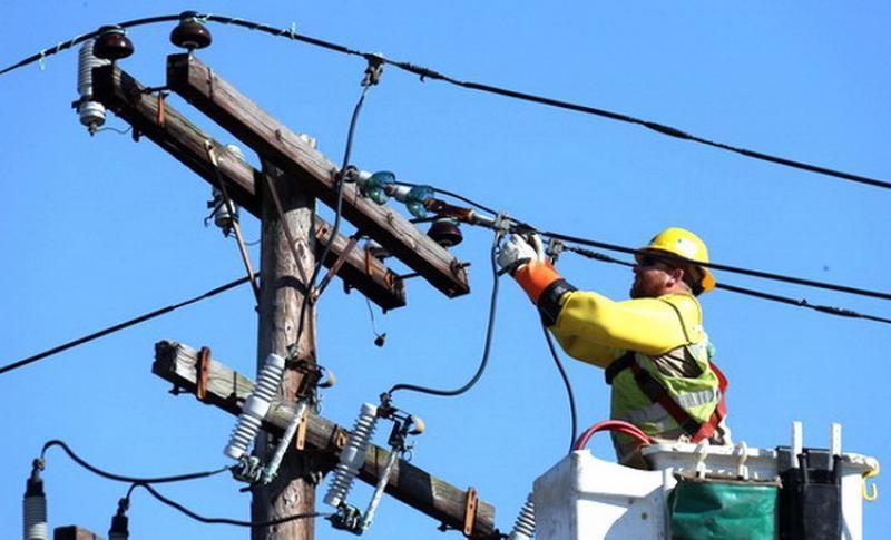 Programul întreruperilor cu energie electrică în județ cauzate de lucrările de reparaţii şi întreţinere a instalaţii şi reţele electrice