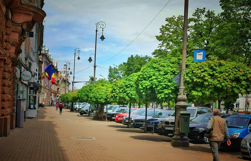 Noul regulament de parcare din municipiu, în vigoare de la 1 iunie