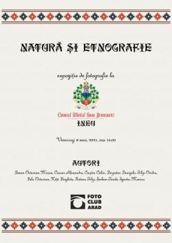 Natură și etnografie la Ineu