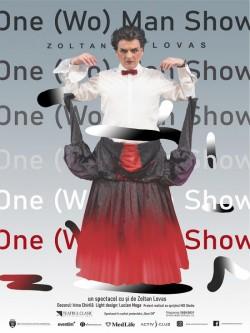 """""""One (Wo)Man Show"""" – un spectacol cu zâmbete, hohote de râs și lacrimi de emoție"""