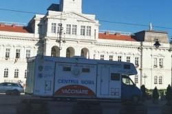 """""""De drag pentru Arad"""", Caravana vaccinării merge în weekend la Ineu, Pâncota și Sântana"""