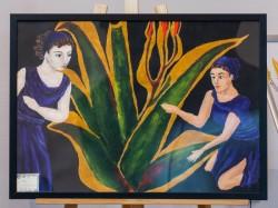 """Expoziția """"Aloe- planta minune"""" la Muzeul de Științe ale Naturii"""