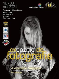 Expoziție de fotografie- Alexandre Vajaianu