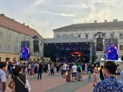 Industria de evenimente din România protestează