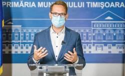 Dominic Fritz denunțat la DNA. Primarul Timișoarei este acuzat de denaturarea procesului electoral. El riscă pierderea mandatului de primar