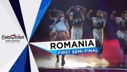 România ratează calificarea în finala Eurovision