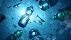 În curând deșeurile din sticle din plastic vor dispărea ca prin minune. Cine se va prezenta la magazin cu o sticlă goală din plastic va primi 50 de bani pe ea