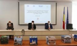 Proiectul de modernizare a drumului Sânpetru German-limită județ Timiș a ajuns la final
